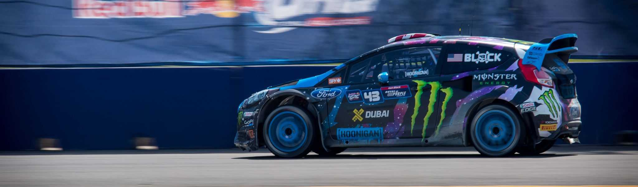 Red Bull Global Rallycross Invades Wash DC.