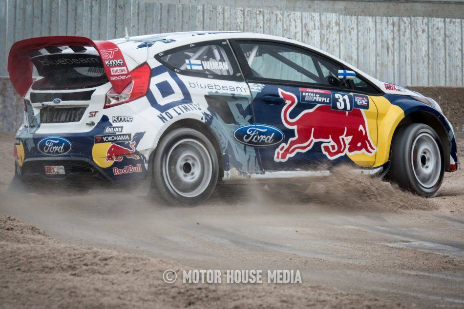 Red Bull Global Rallycross Finals 2015