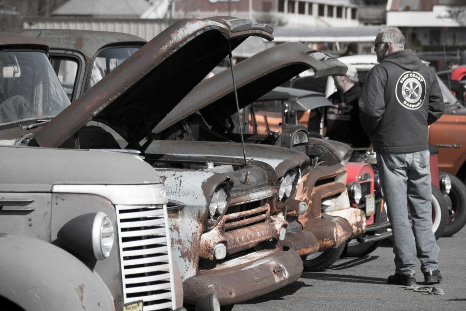 """No Dog Gets Left Behind"" – Car Show"