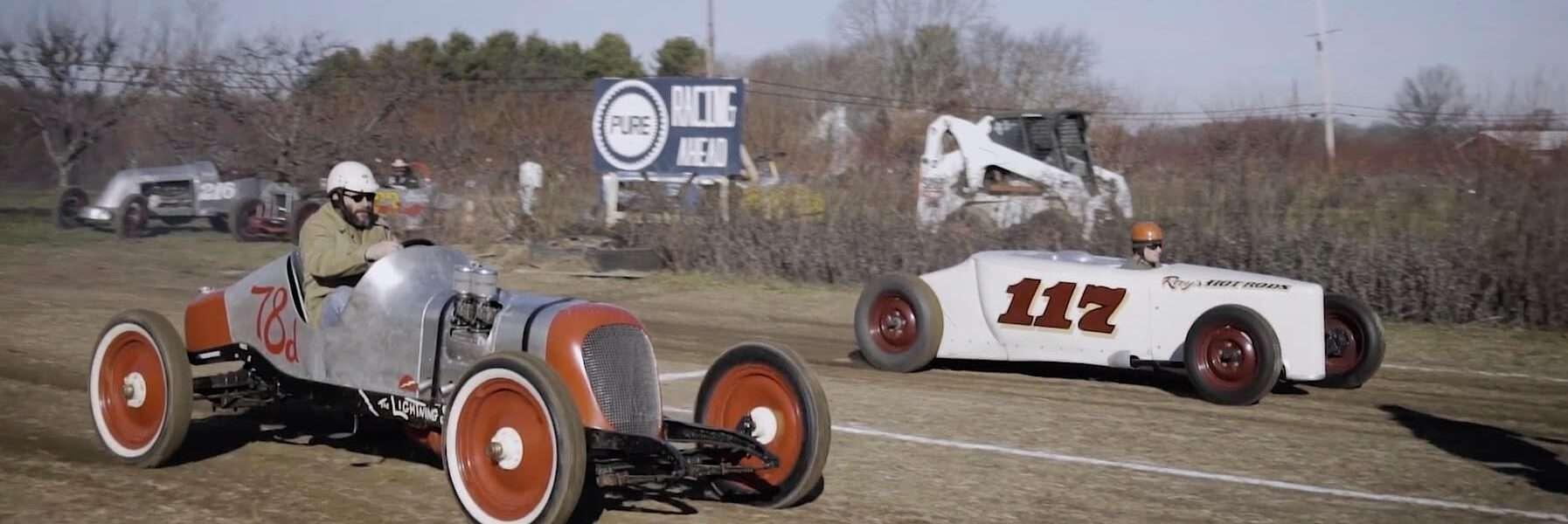 PURE Vintage Race begins