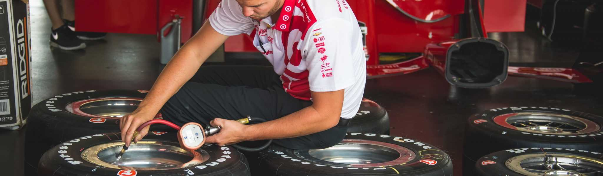 Behind the Scenes of an Indycar Race