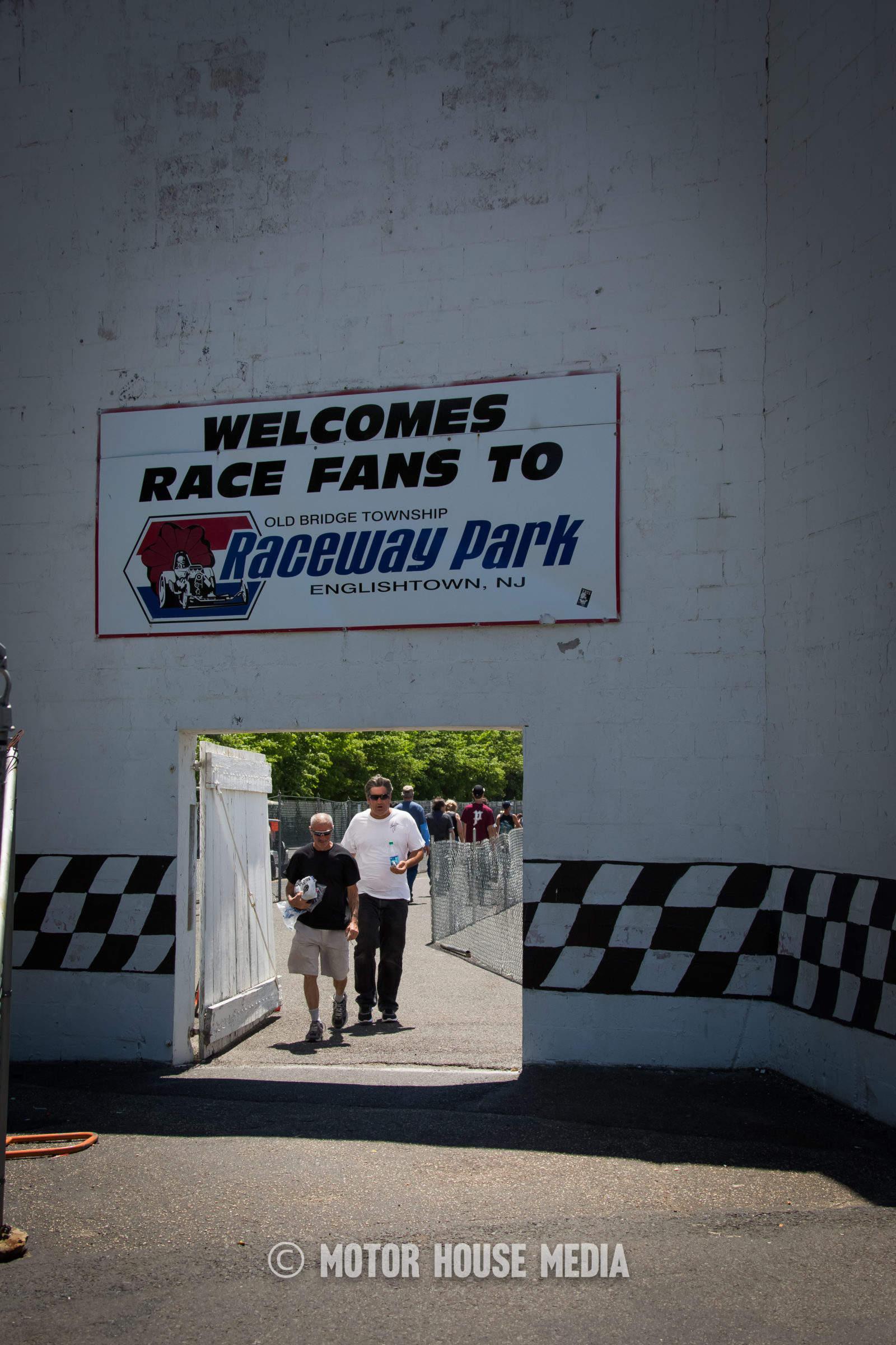 NHRA Englishtown Raceway Park
