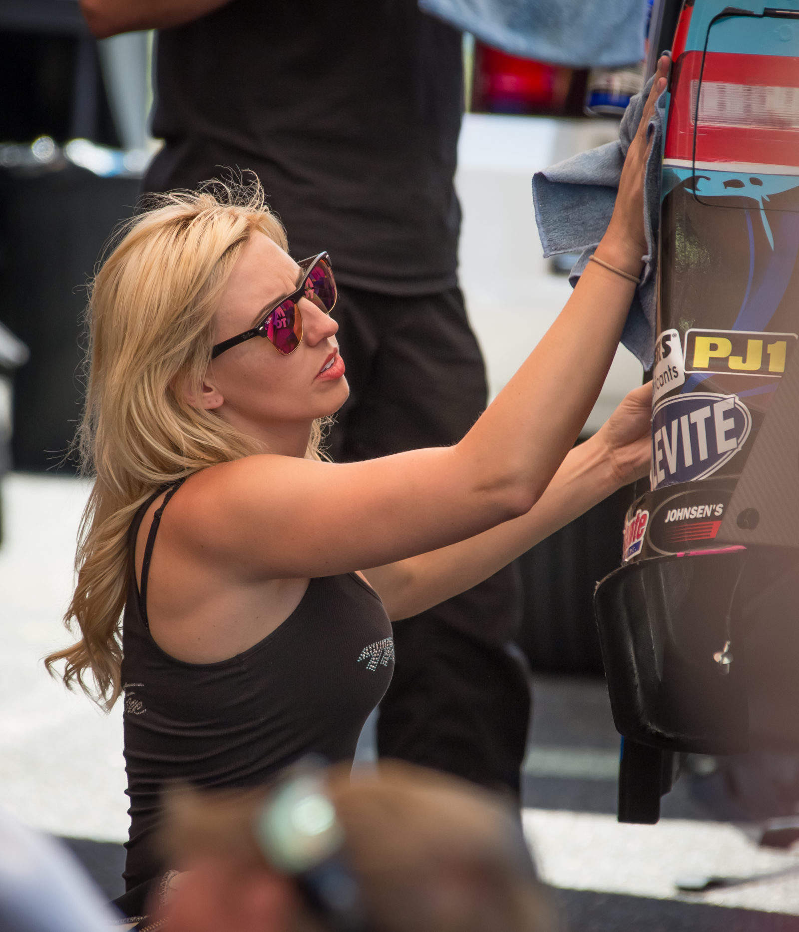 NHRA Courtney Force