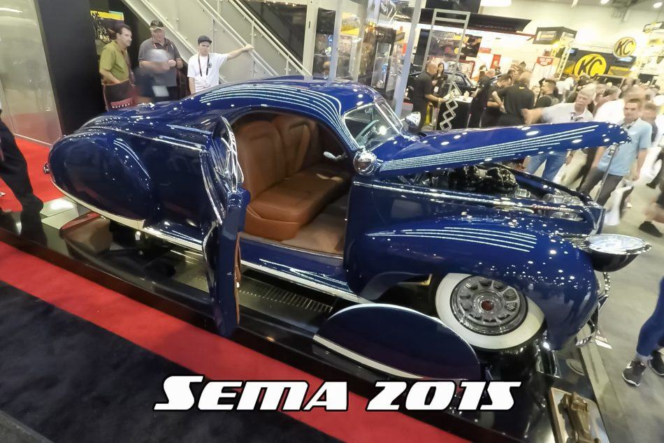 Kiely's / Ida Created 1940 Mercury Takes Sema by storm