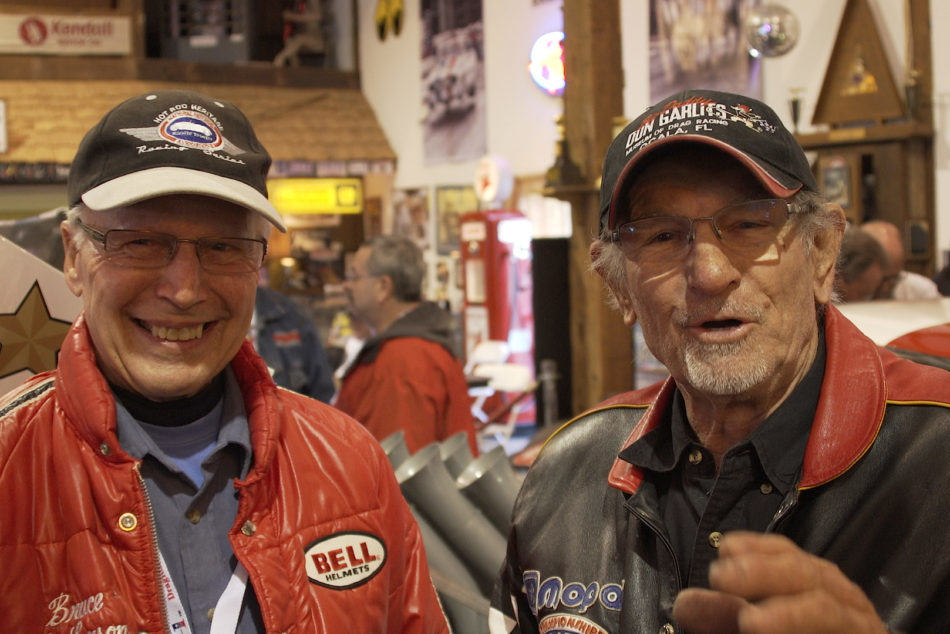 """Big Daddy"" Don Garlits storytelling about Swamp Rat 8 and the 426 Chrysler Hemi"