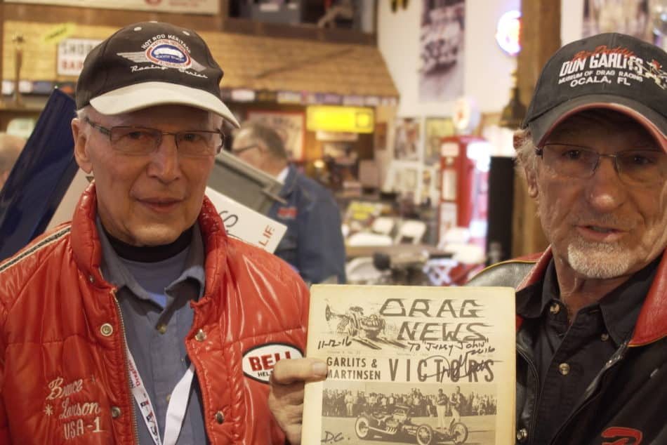 "More Storytelling with ""Big Daddy"" Don Garlits – Swamp Rat 1"
