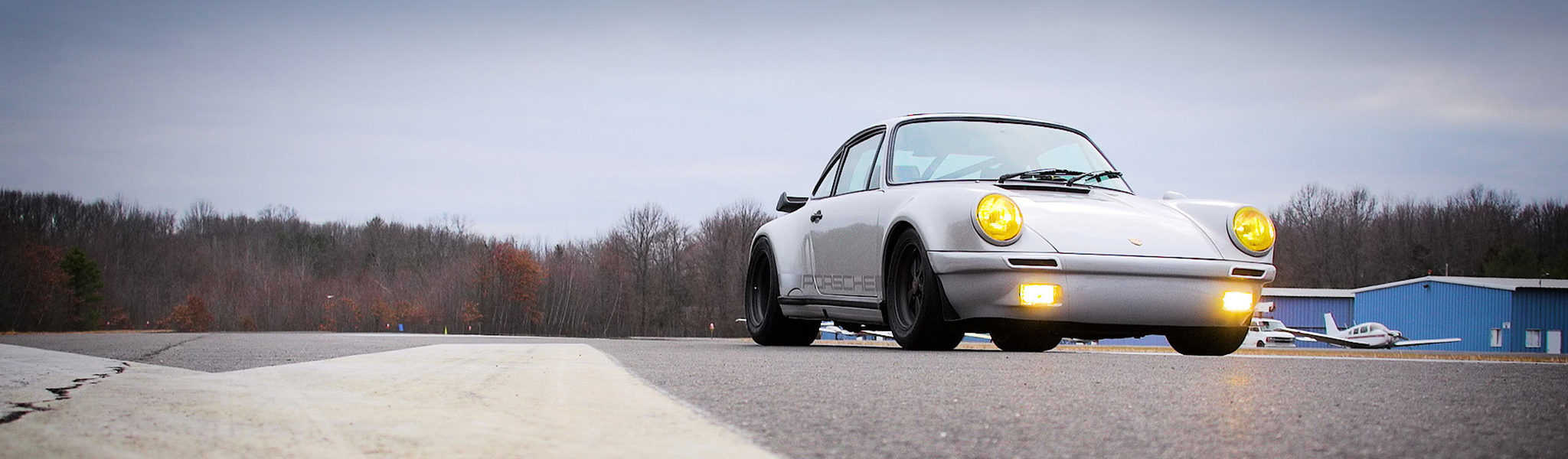Less is More- IDAtude 930 Porsche