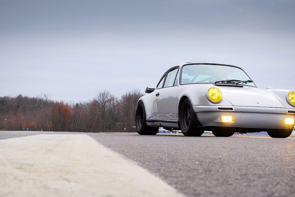 Less is More- IDAtude 930 Porsche