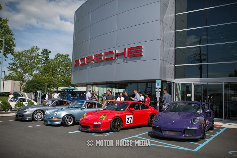 Princeton Porsche Cars and Coffee