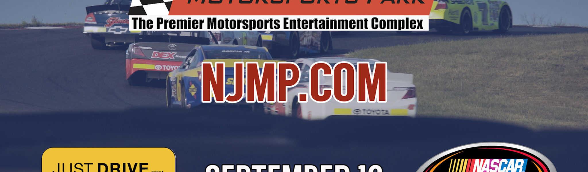 NASCAR in SLO-MO at NJMP