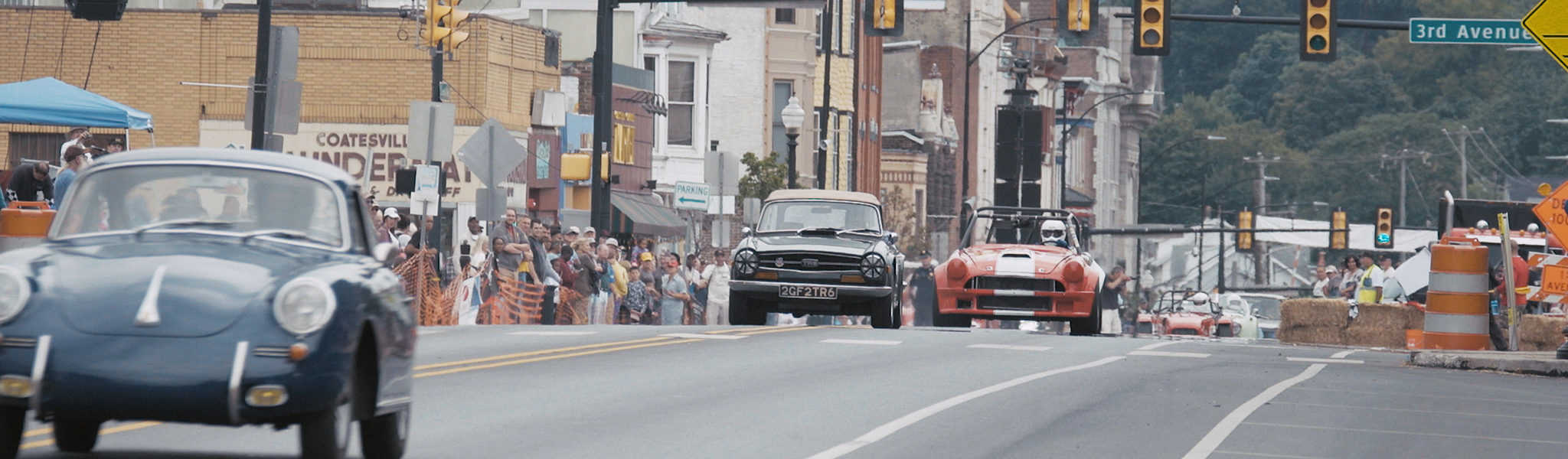 The Coatesville Vintage Grand Prix