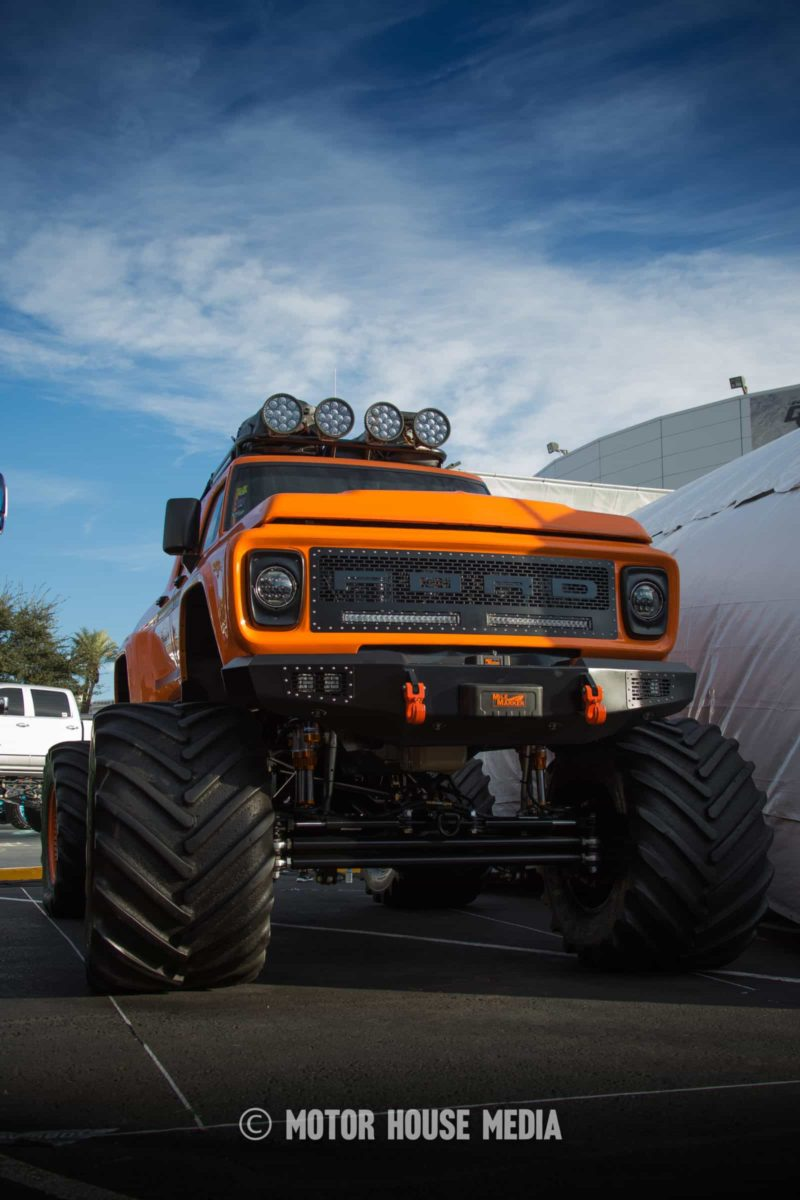 Sema Trucks 2017