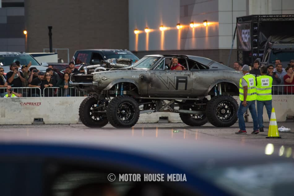 Unique Rdes of The Sema Show Welder Up