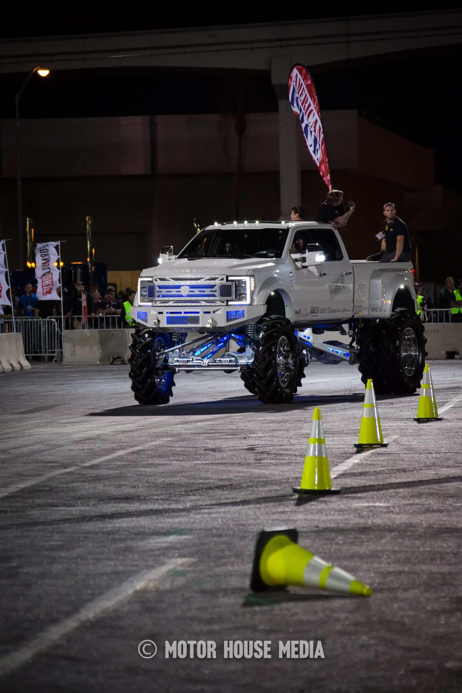 Sema Show Trucks