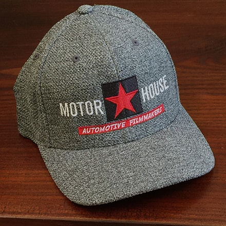 Heather Grey Hat