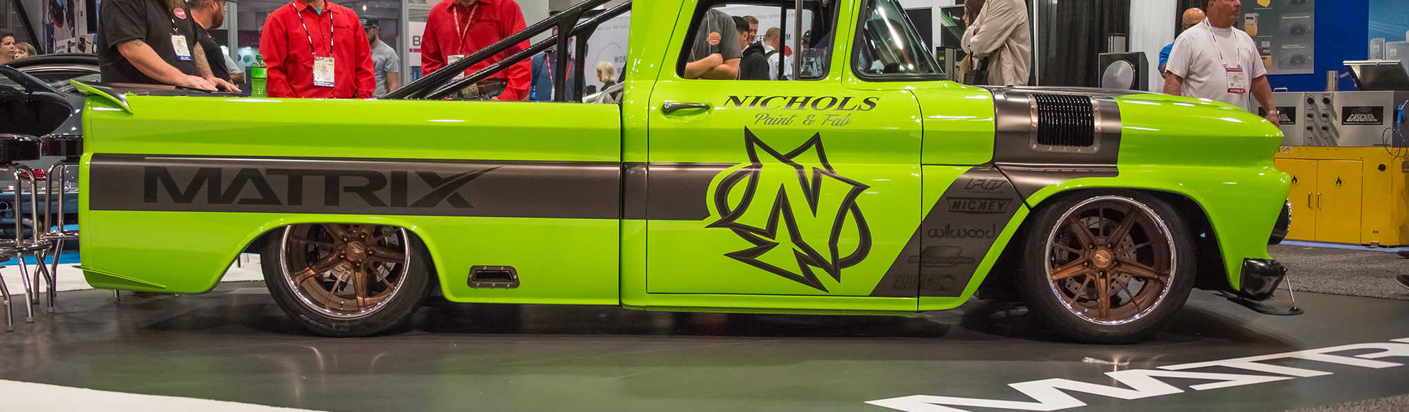 The Trucks of Sema 2017