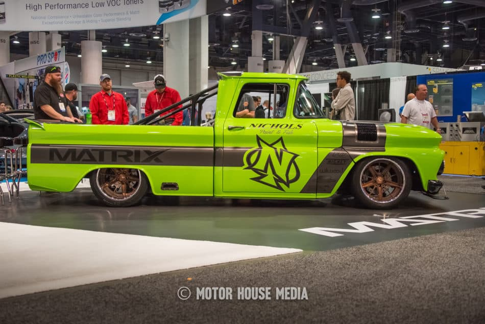 The Trucks of Sema 2017