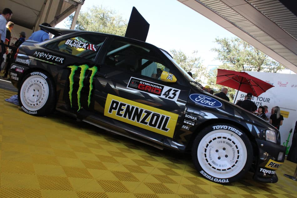 Hodi Sema photos Ken Block