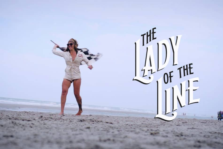 The Lady of the Line