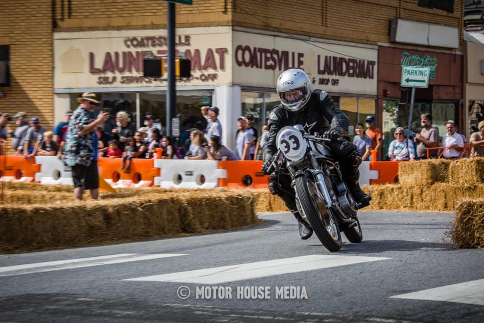The Bikes of the Coatesville Invitational Vintage Grand Prix 2018