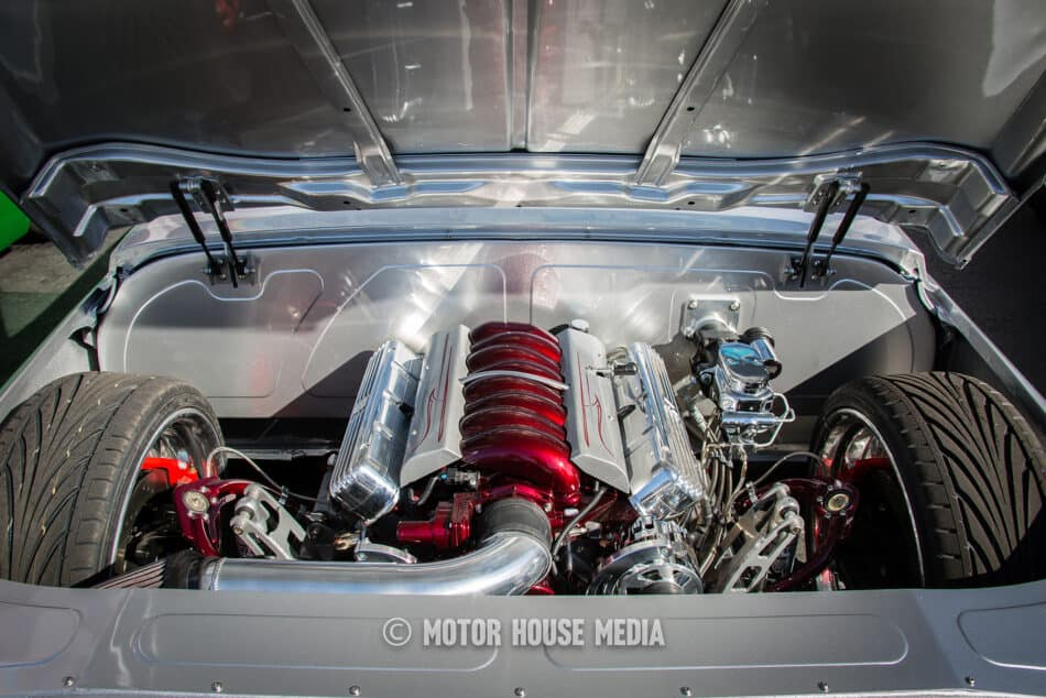 Motor House Media at SEMA 2018