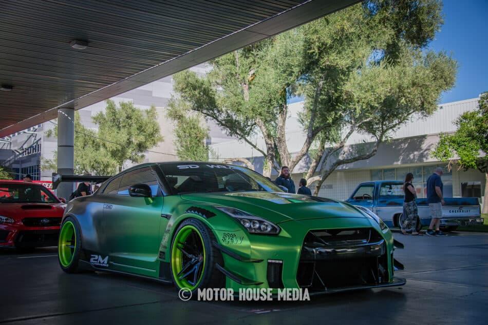 Motor House Media @ SEMA 2018