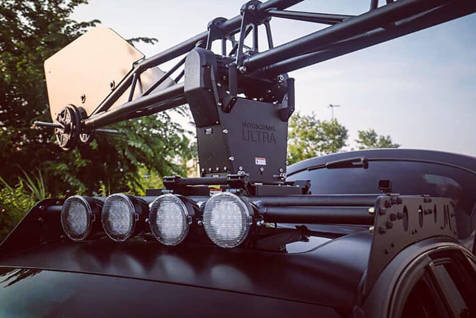 Motor House Media's Camera Car