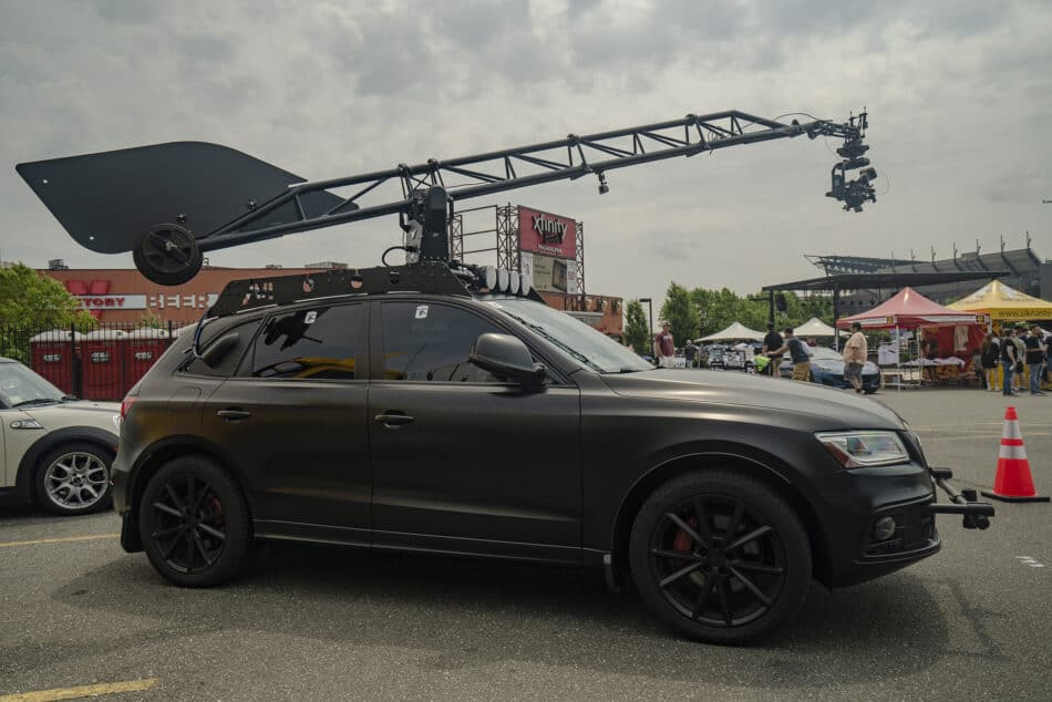 MH Camera Car