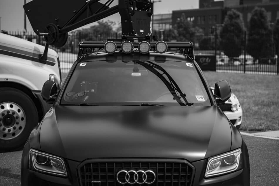 Motion House Camera Car