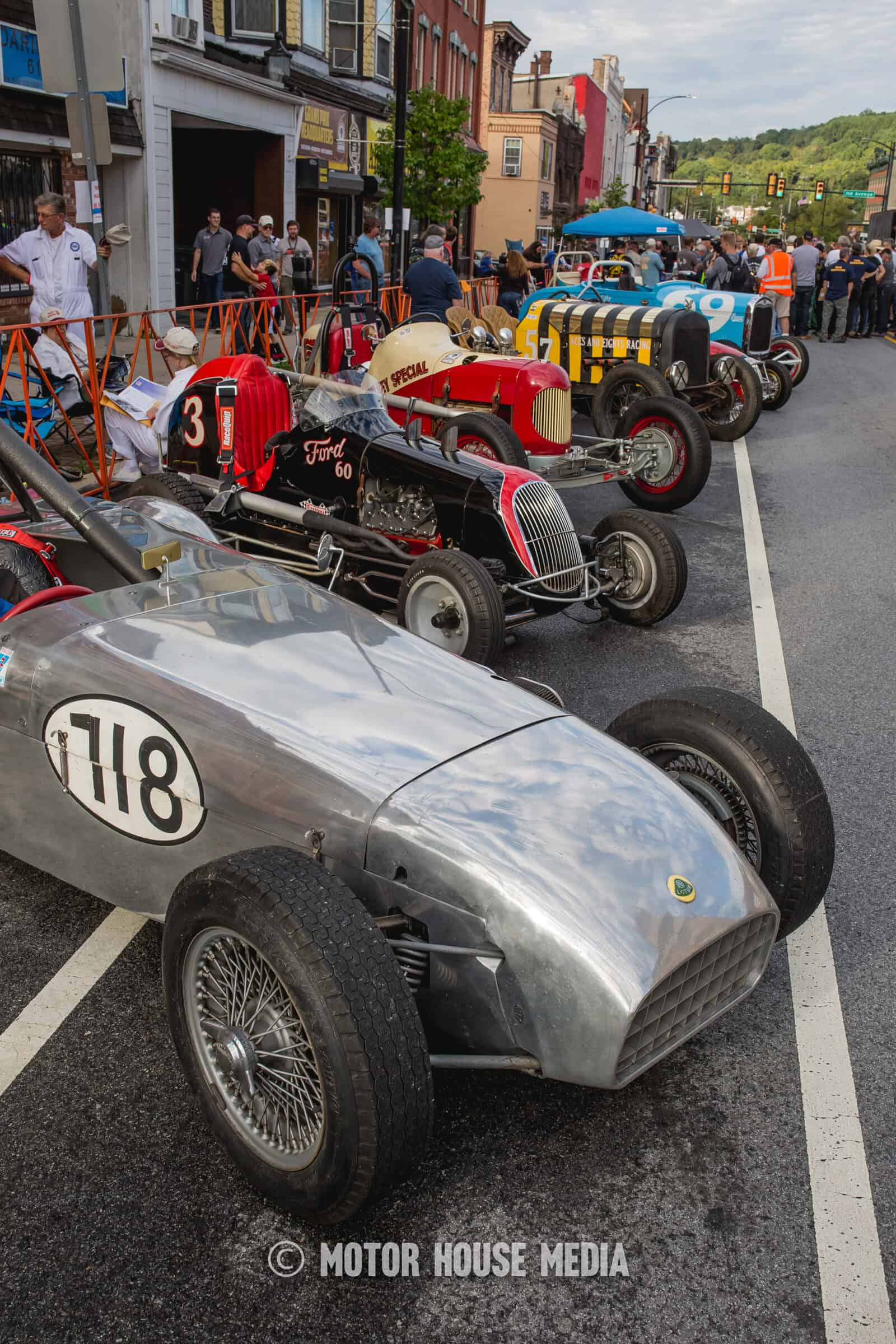 Variety of old speed