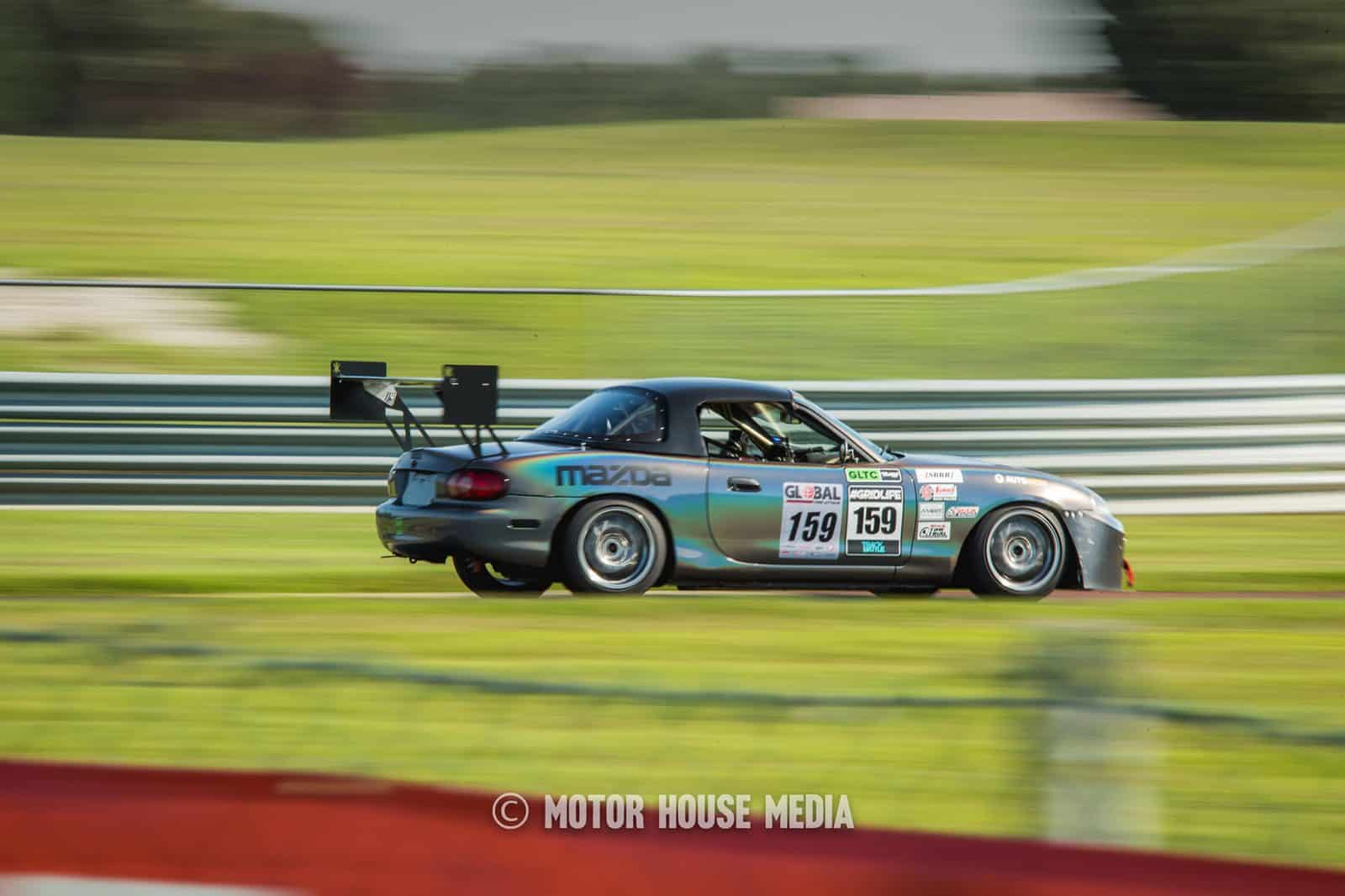 Winged Miata of Global Time Attack