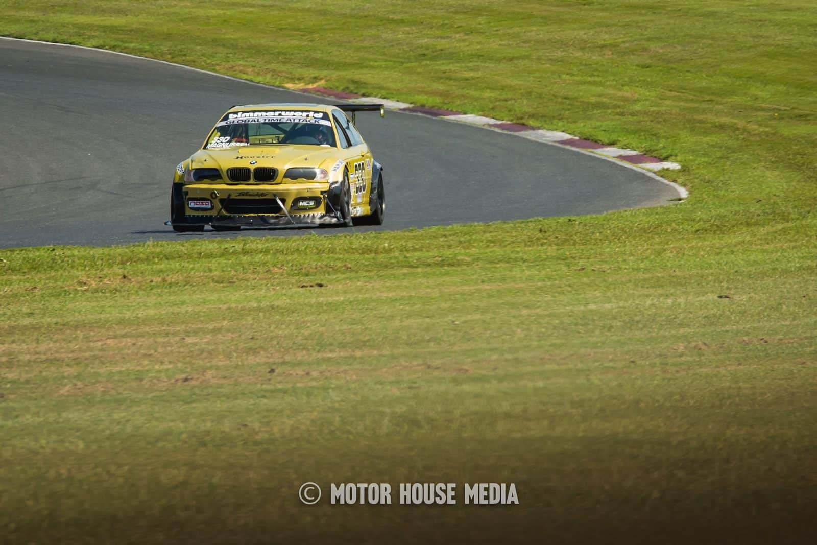 Global Time Attack BMW at NJMP