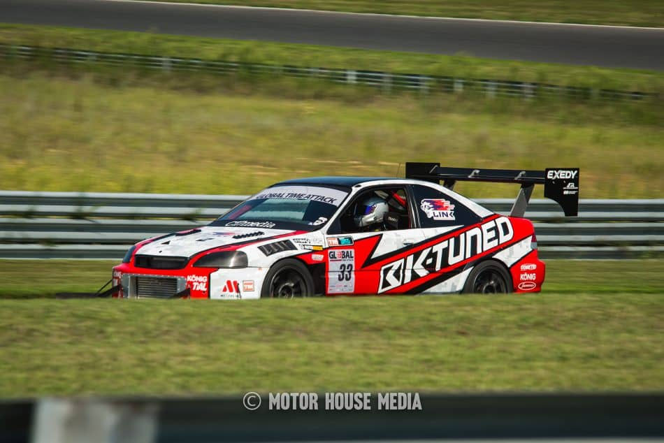 Global Time Attack invades NJMP