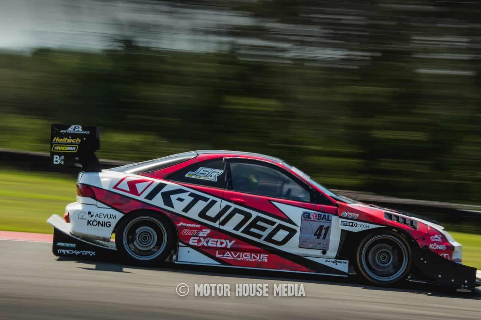 Ktuned Honda of Global Time Attack racing