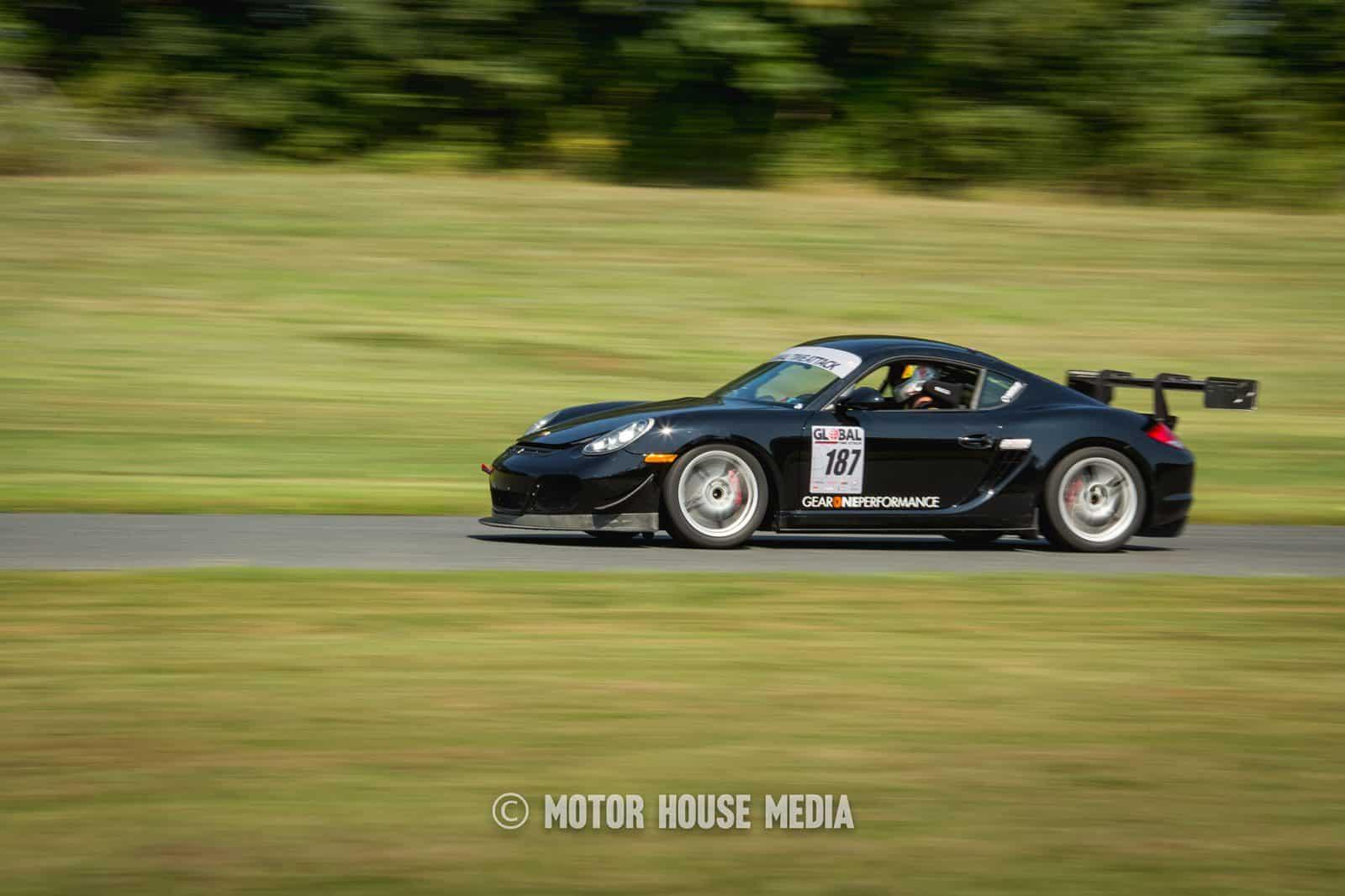 Porsche Global Time Attack car