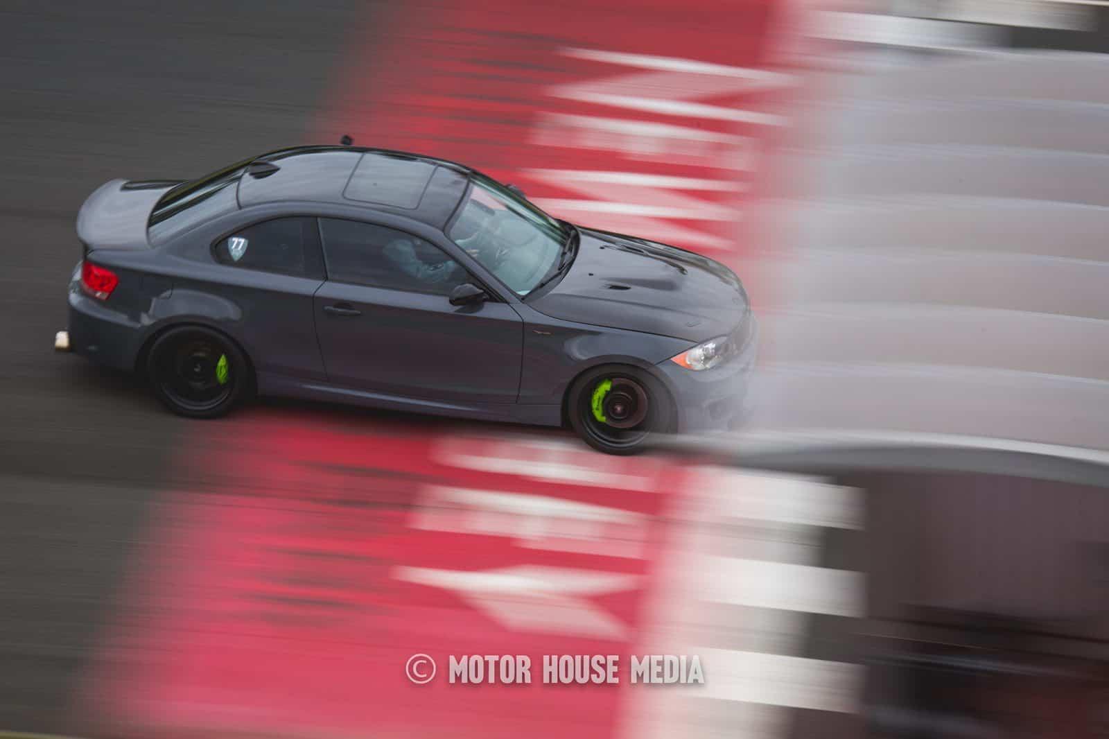 Roll Racing at NJMP