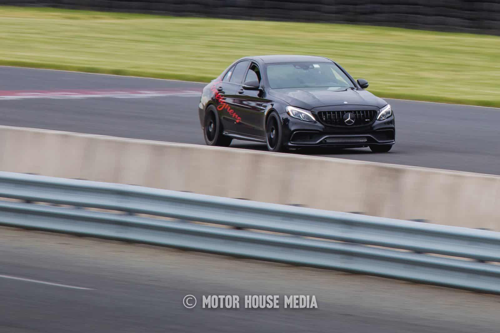 Mercedes Roll Racing