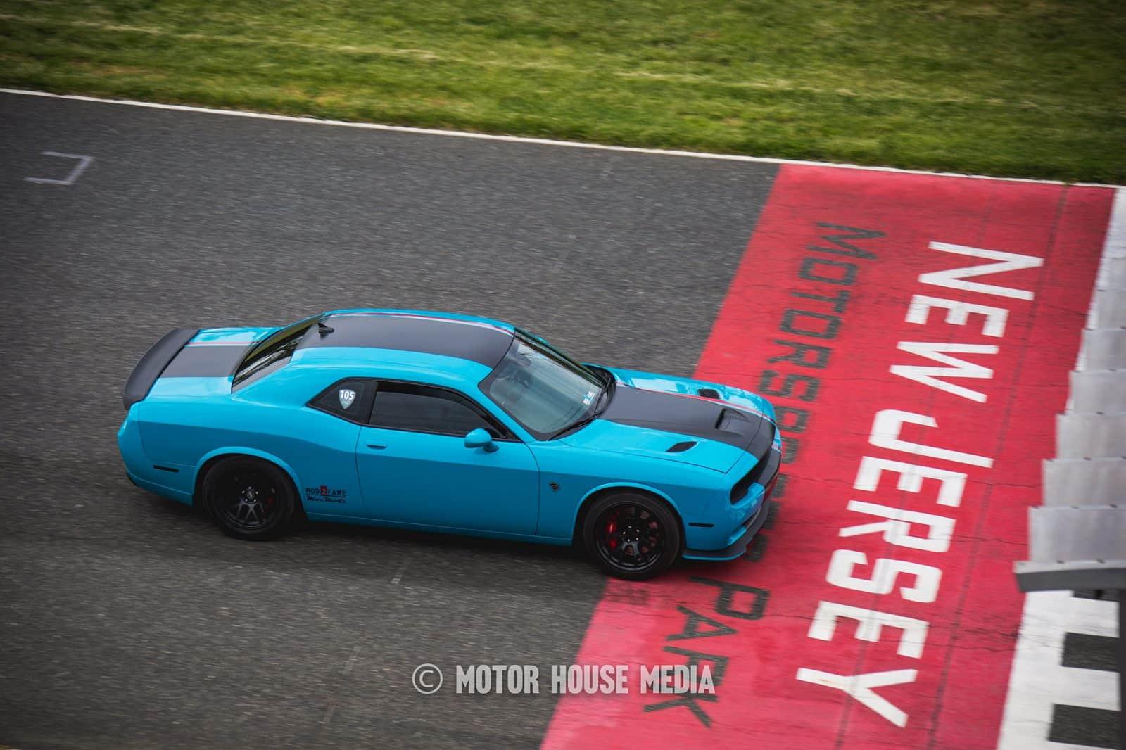 Challenger roll racing
