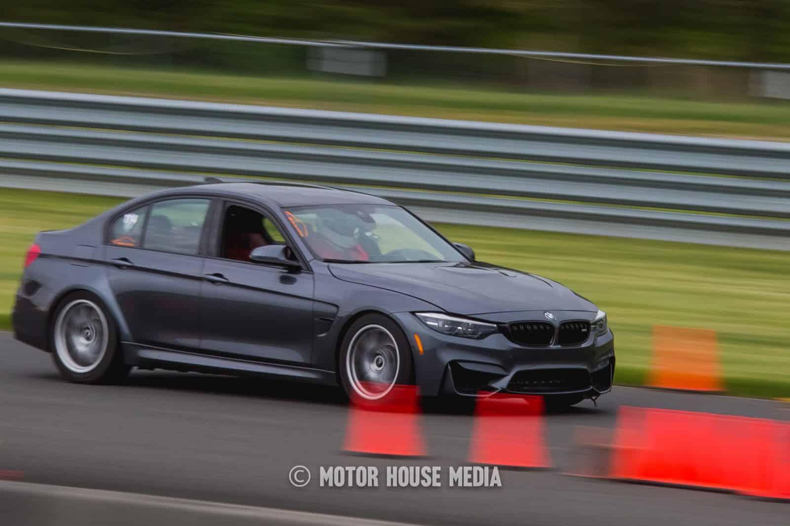 BMW roll racing