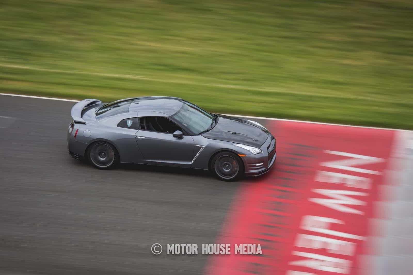 GTR roll racing at njmp