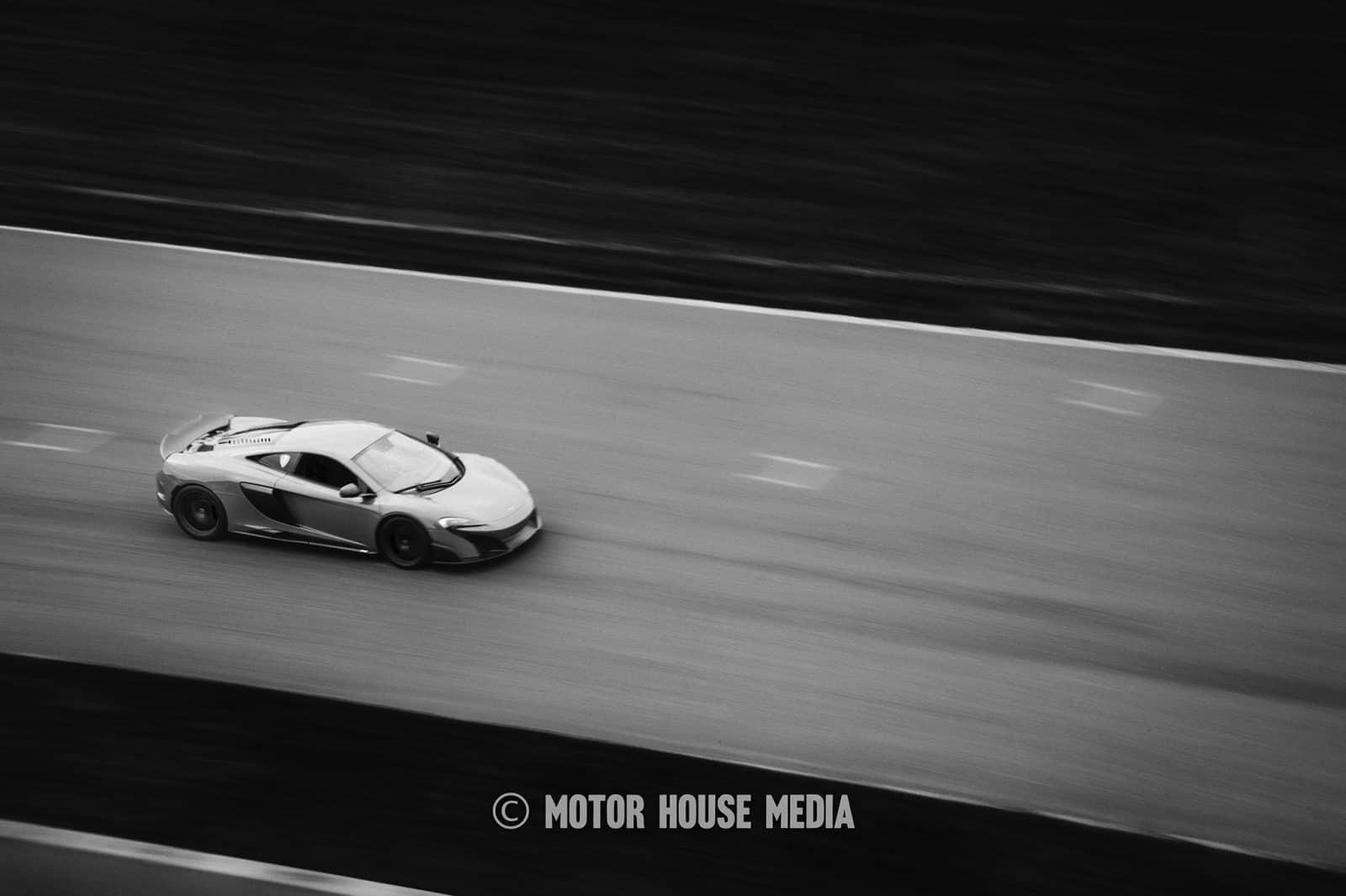 McLaren Roll Racing