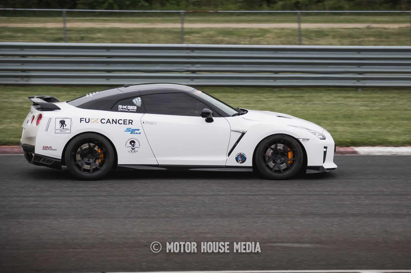GTR roll racing