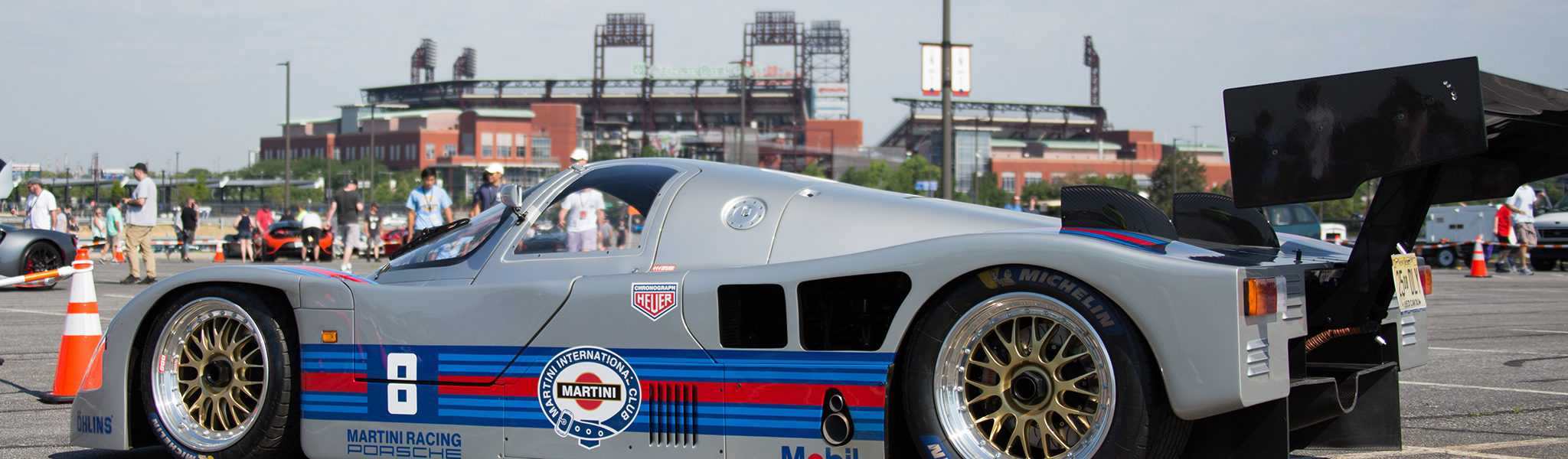 CF Charities SuperCar show in Philly