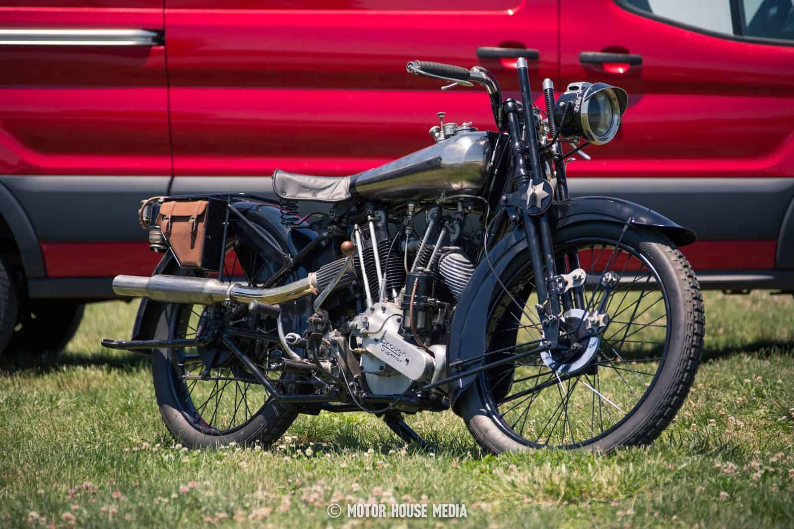 AHMRA vintage bike swap meet