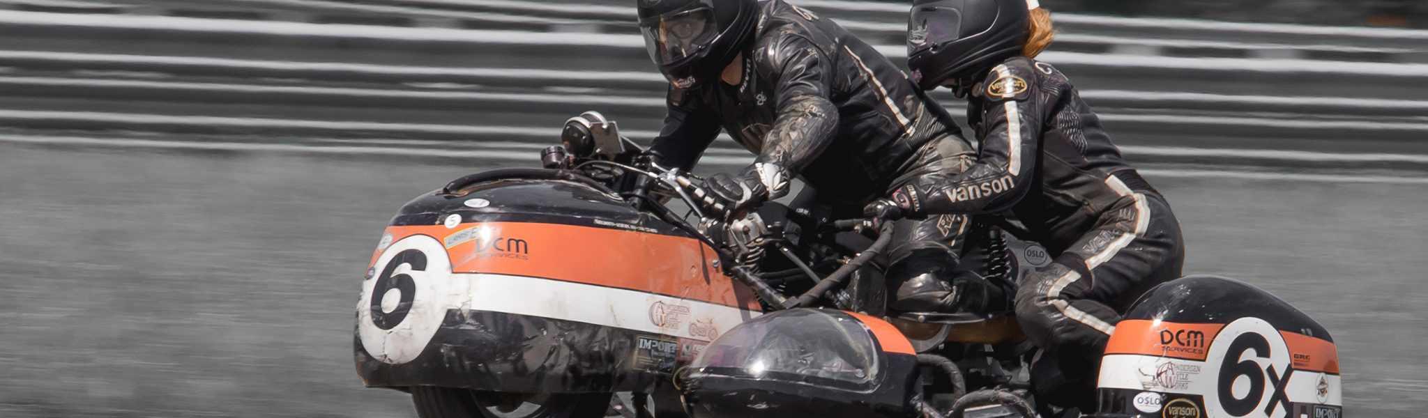 AHRMA Vintage Motorcycle Racing Festival