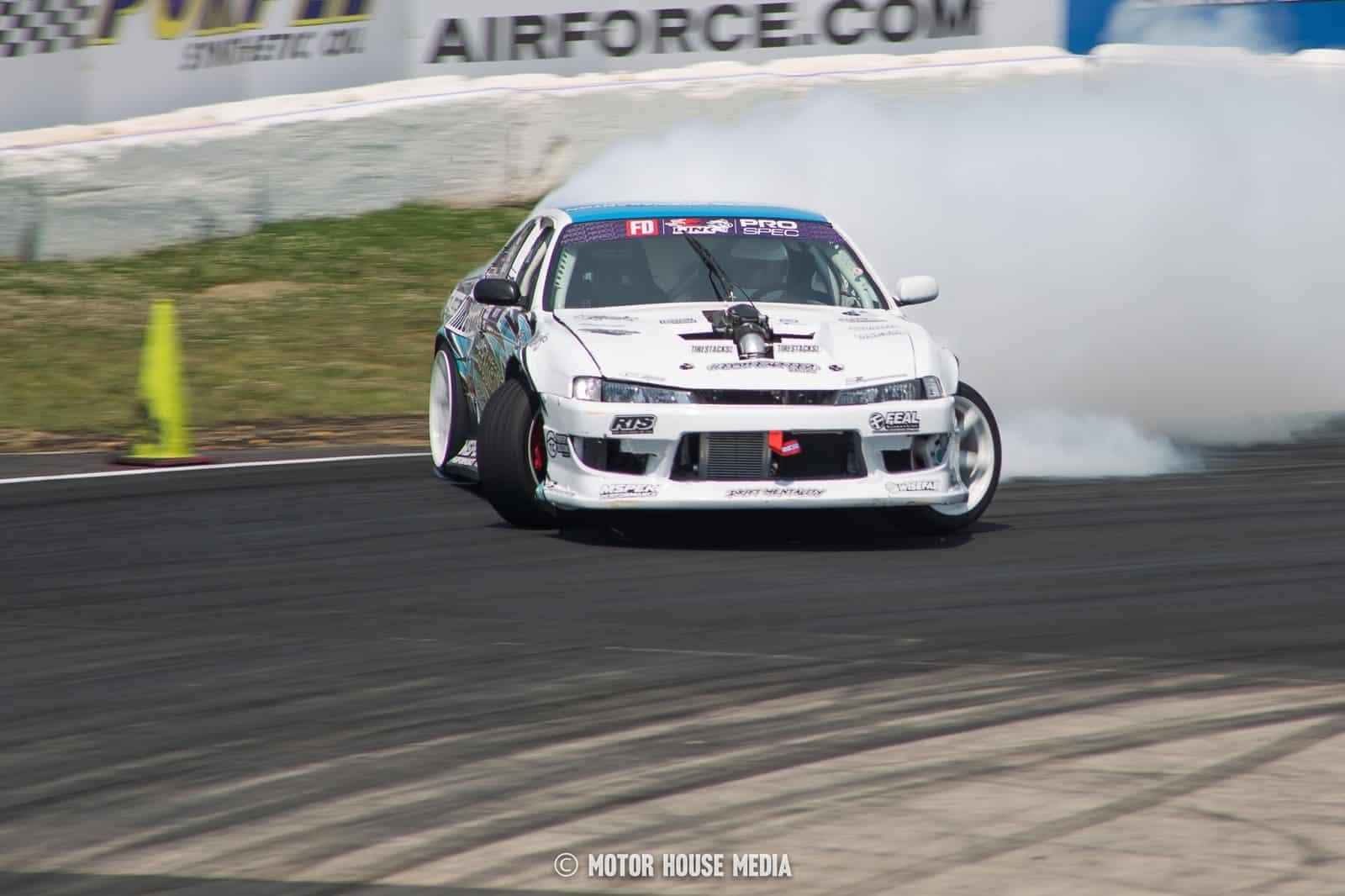 Formula Drift Prospec driver