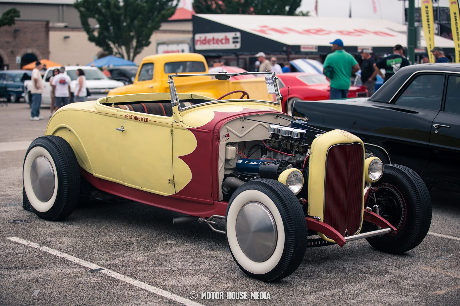 Hot Rods at the Good Guys Great American Nationals