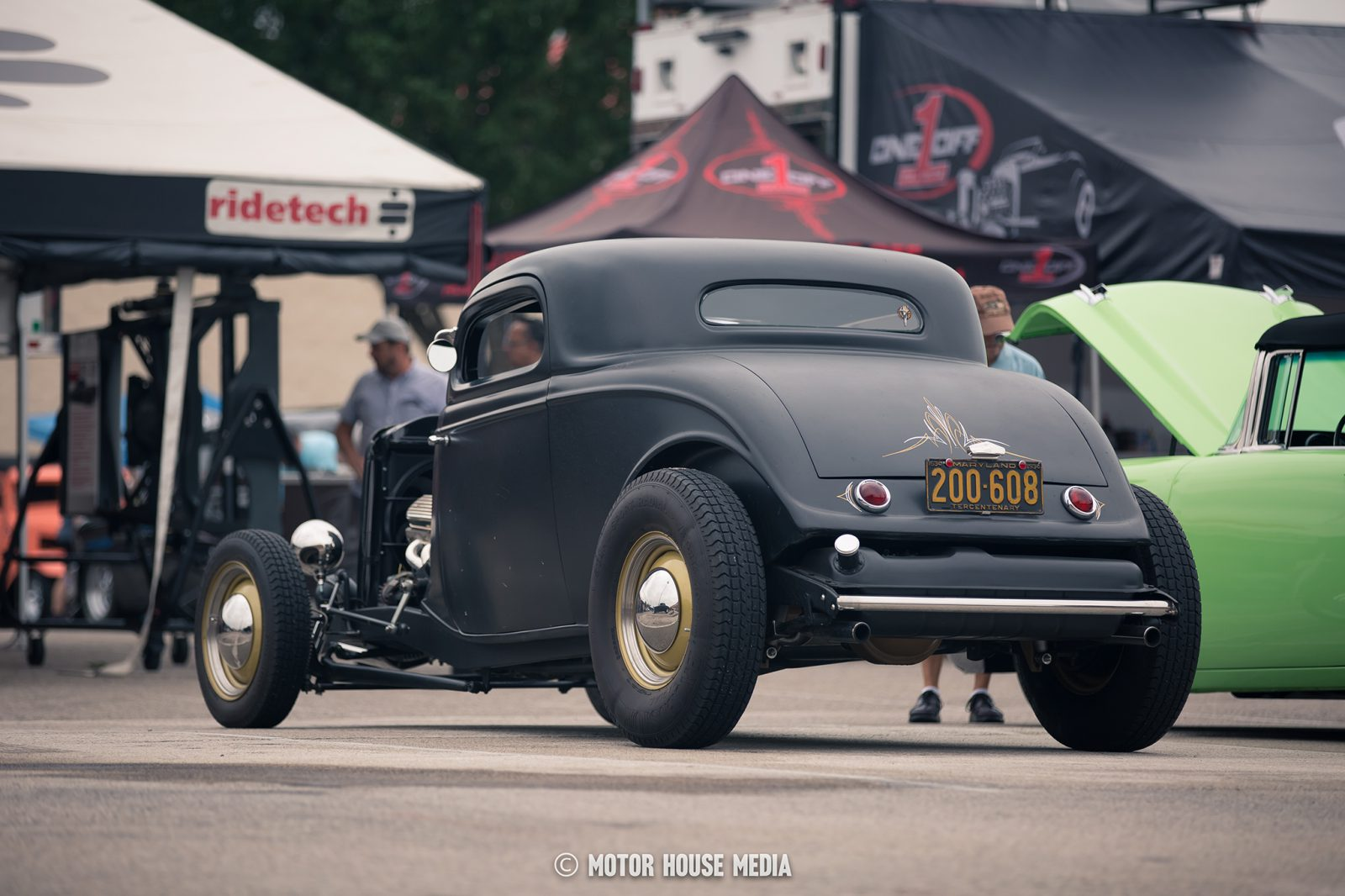 Hotrod at the Goodguys All American Nationals