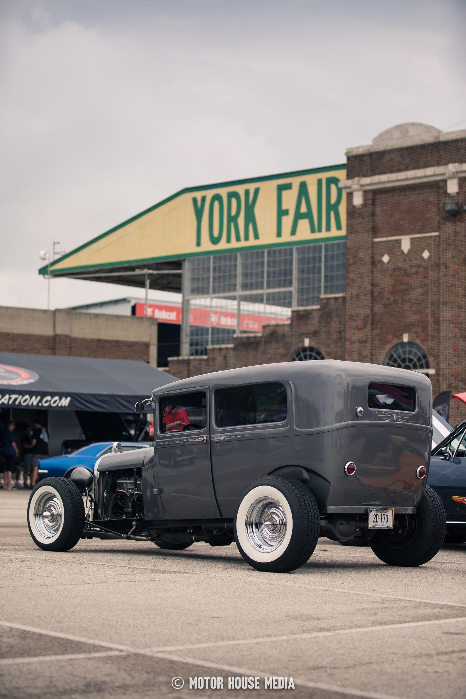 Hot Rod at the Good Guys car show at York Expo center