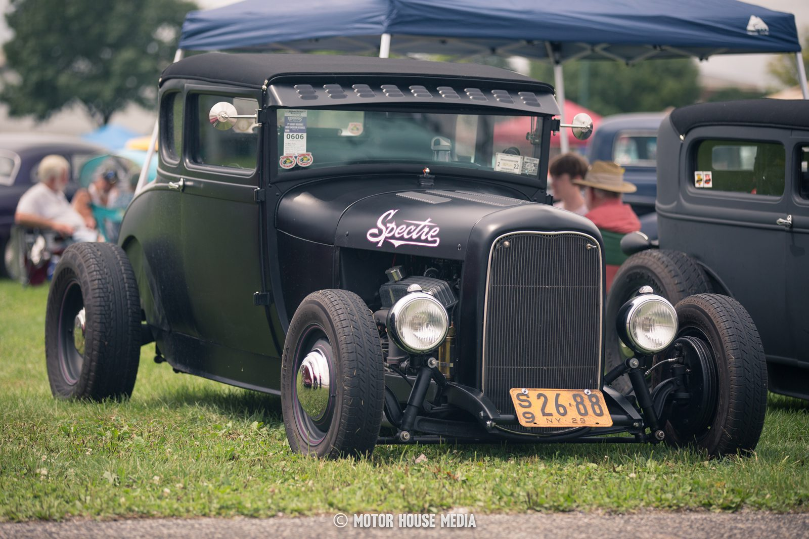 Gavins Buehler's '29 Ford model A a contender for the Next Generation Award
